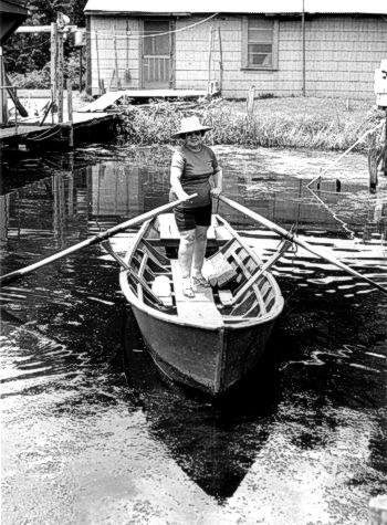 Everglades boats for sale creole rowing skiff plans wood for Fishing camps for sale in louisiana