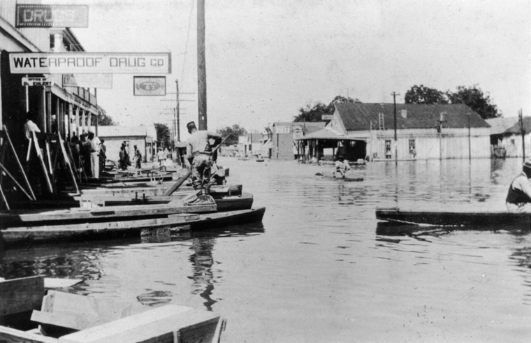 Greenville Motor Company >> The Flood of 1927 and the Great Depression: Two Delta ...