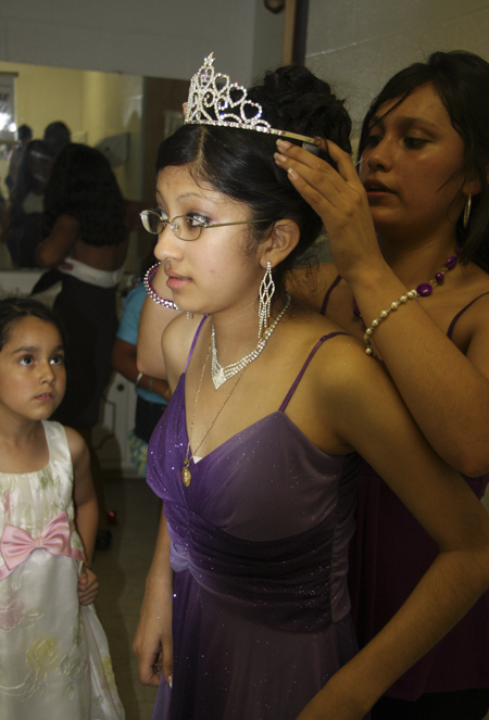 quinceaera traditions essay My quinceanera free essay, term paper and book report when a girl turns fifteen, it is a tradition in latin - american cultures that they have a quinceanera.