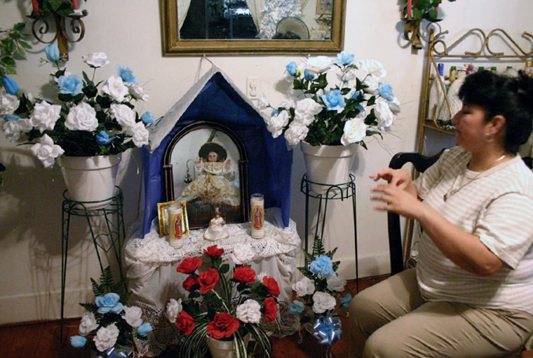 Ritual Traditions Of Maria Lopez From Mexico To Louisiana