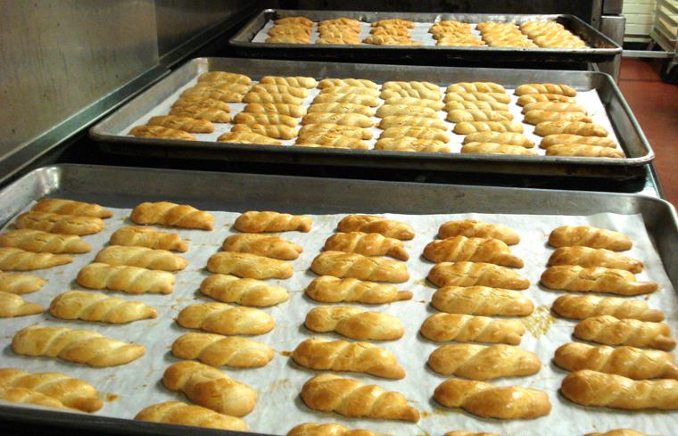 essay on greek desserts