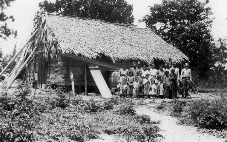 An ethnographic research on the chitimacha tribe