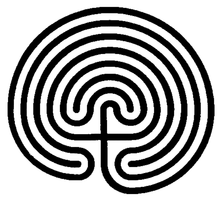 the transformation and healing power of the labyrinth  an emerging vernacular belief community