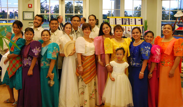Traditional Filipino Clothing For Kids Filipino culture in southeast