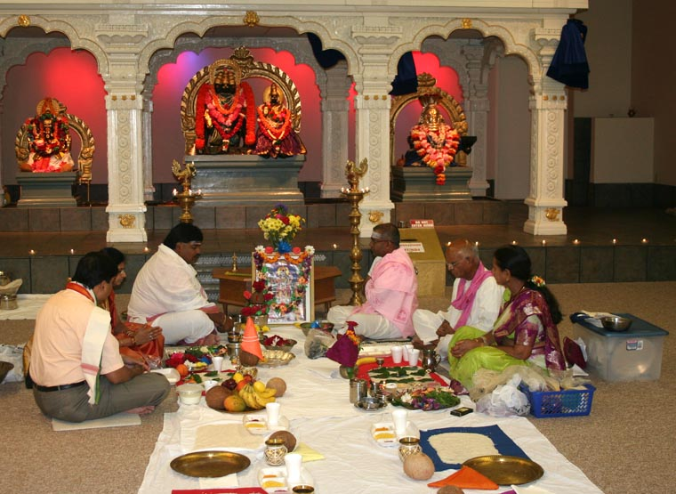 Image Gallery puja prayers