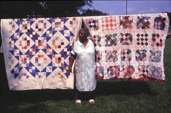 Traditional Quiltmaking in Louisiana