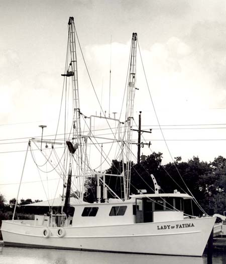 Shrimping in Louisiana: Overview of a Tradition