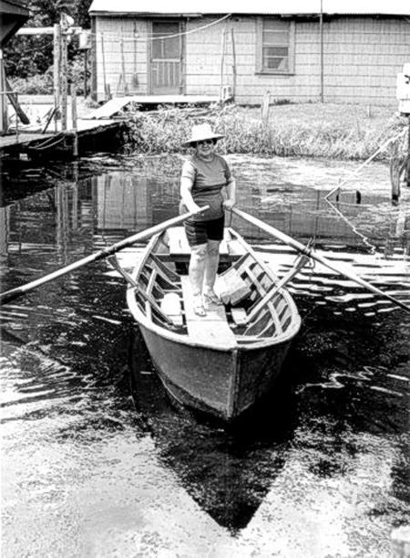 Quot Folk Boats Of Louisiana Quot
