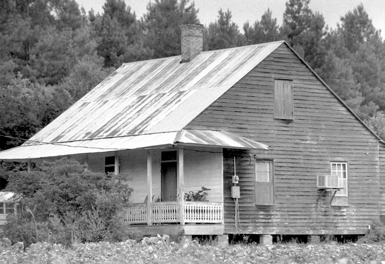 Louisiana Folk Houses