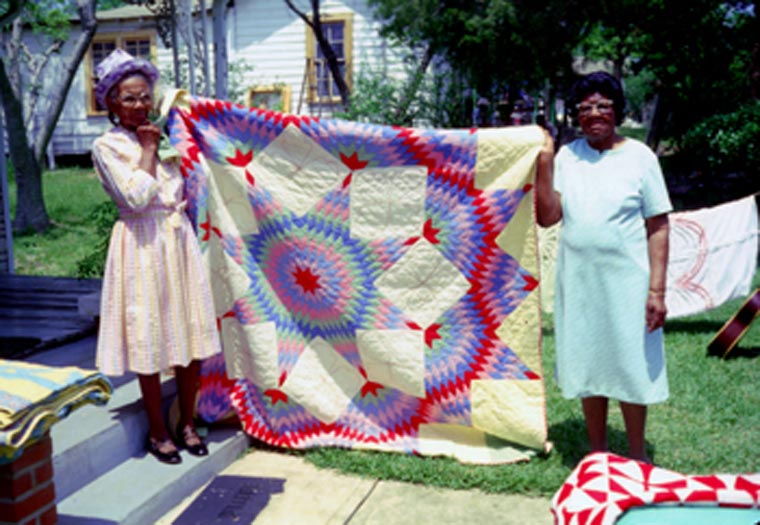 African American Quiltmakers In North Louisiana A Photographic Essay
