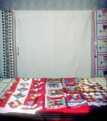 Louisiana Quilt Documentation Project -- Exhibiting Quilts